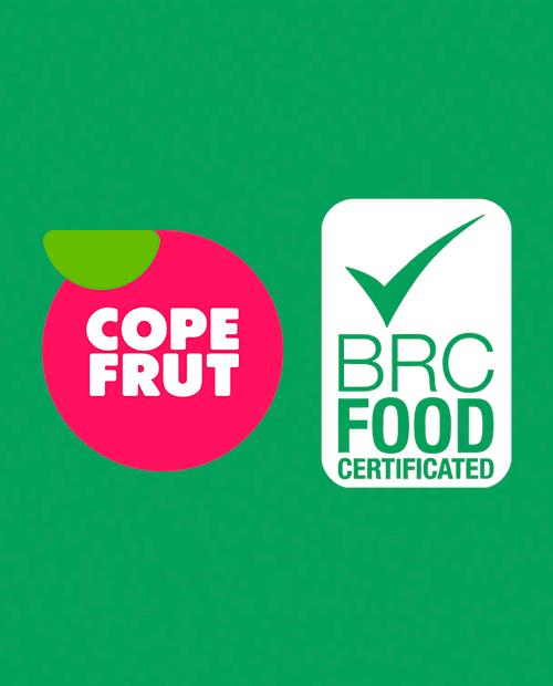 Copefrut ha completado satisfactoriamente el proceso de certificación de la norma de inocuidad alimentaria.