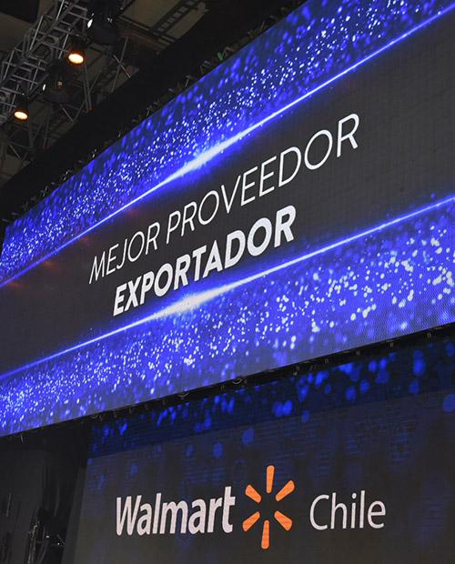 """Copefrut es elegido por Walmart como """"Mejor proveedor exportador"""""""